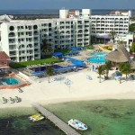 Aquamarina Beach Hotel Cancún
